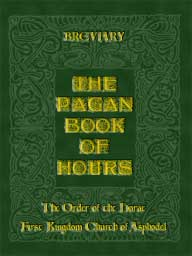 The Pagan Book of Hours cover