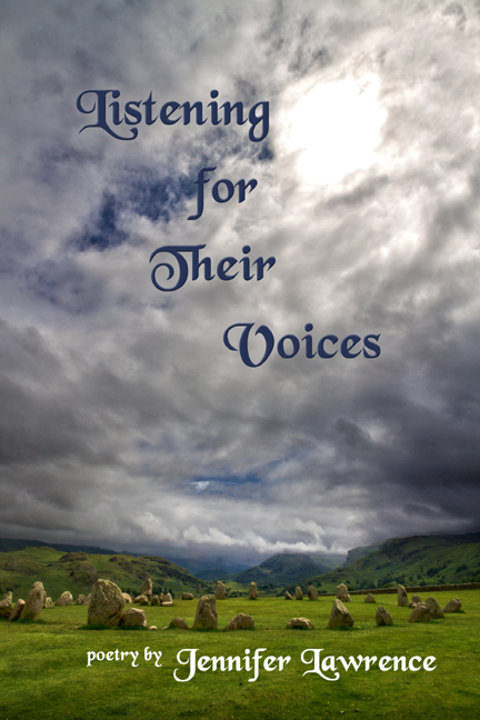 Listening for Their Voices cover