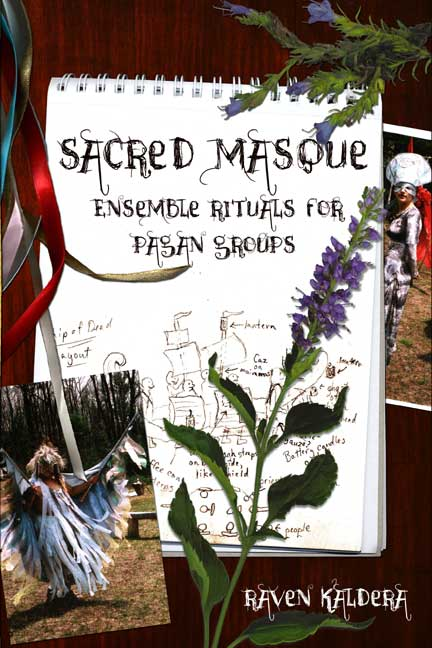 Sacred Masque cover