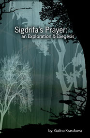 Sigdrifa's Prayer cover